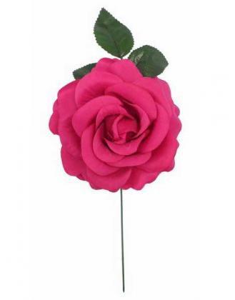 Flor espanhola rosa