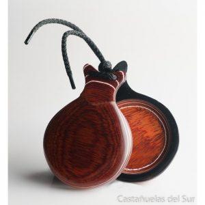 Castanhola Profissional Madera Roja Del Sur Nº5